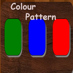 Memory Training - Colour Pattern
